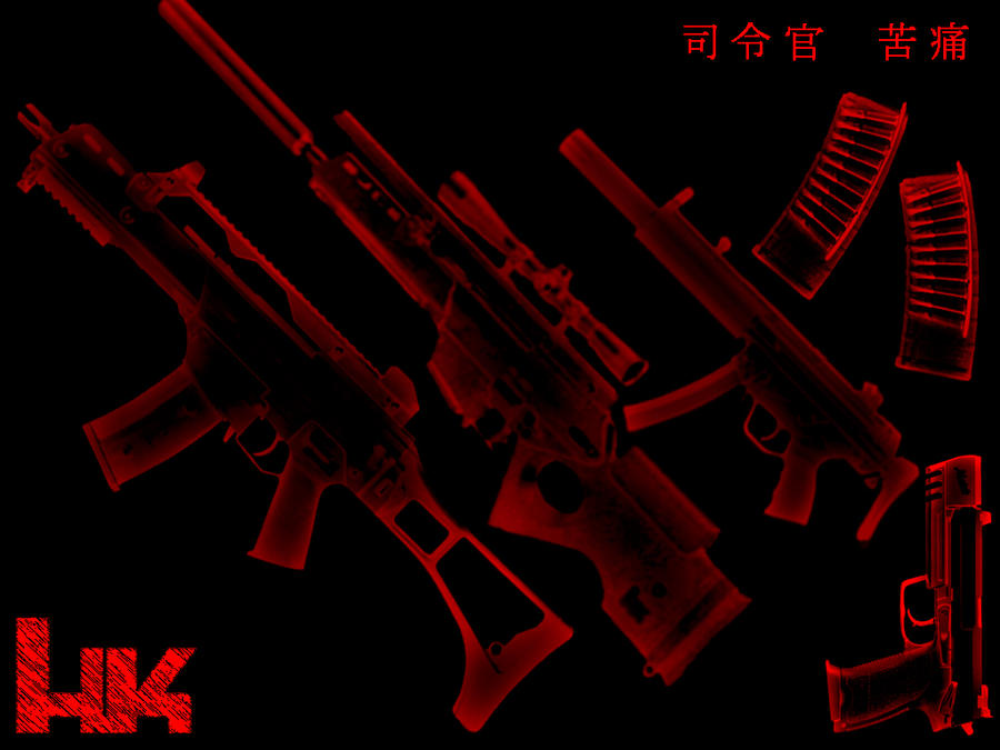 Heckler And Koch Wallpaper Heckler And Koch 1024x768 by