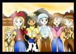 Pokemon Girls Western
