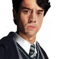 Tom Riddle - Voldemort by Apfeistrudel