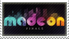 Madeon (Finale) Stamp by VaguelyWonderful