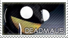 Deadmau5 (Sonos Head) Stamp by VaguelyWonderful