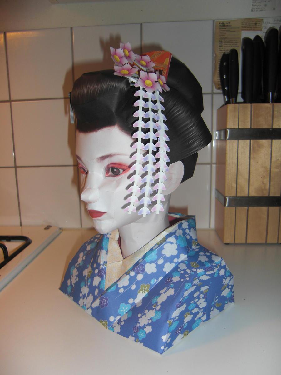 maiko by minidelirium