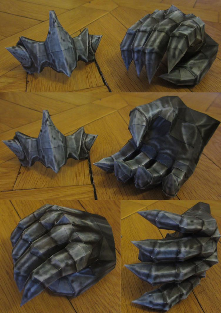 assembly: war from darksiders's right hand by minidelirium