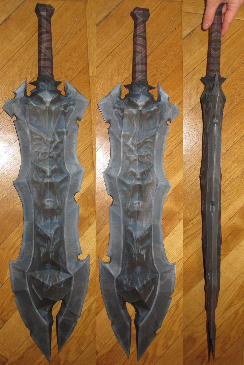 assembly: war from darksiders's sword all sides by minidelirium