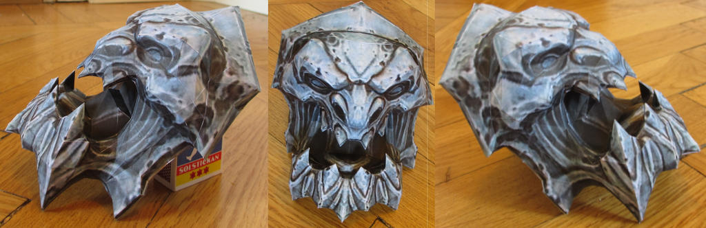 assembly: war from darksiders's right leg cuisse by minidelirium