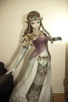 Zelda life size papercraft 2