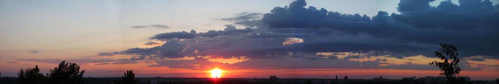 sunset in sweden 18 by minidelirium