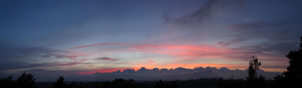 sunset in sweden 23 by minidelirium