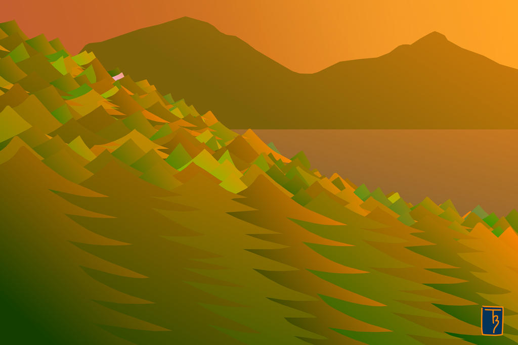Northern Wilderness by Tommycomix
