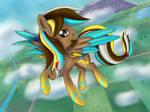 Rainbow Power Ringo