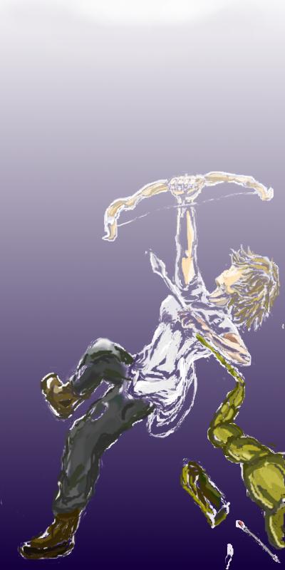 Raid the skies by oisillonbrulant