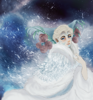 The Snow Queen by Domnics
