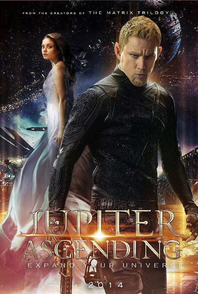 Jupiter Ascending 2015 Poster By Domnics On Deviantart