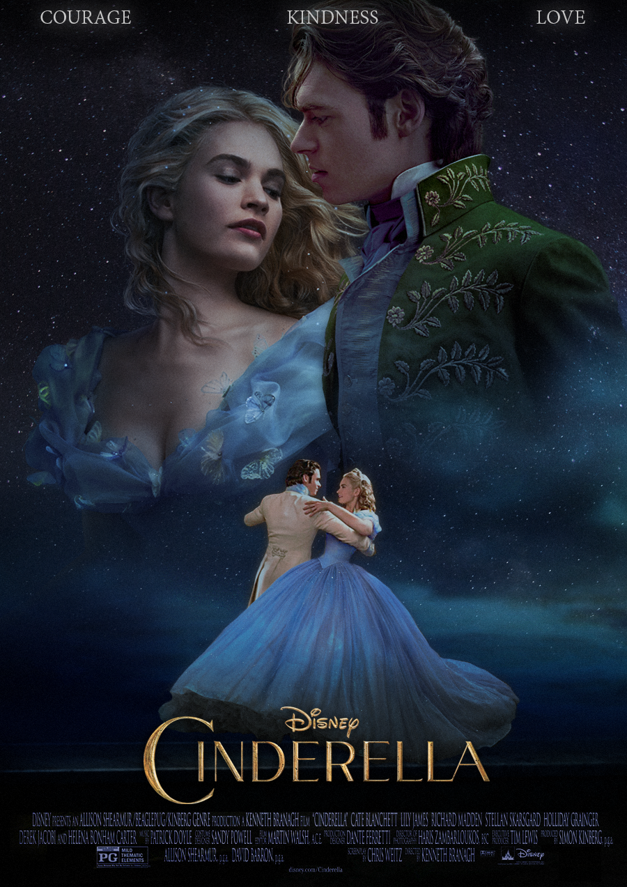 Watch Cinderella 2015 online free full movie android ios iphone ipad ...
