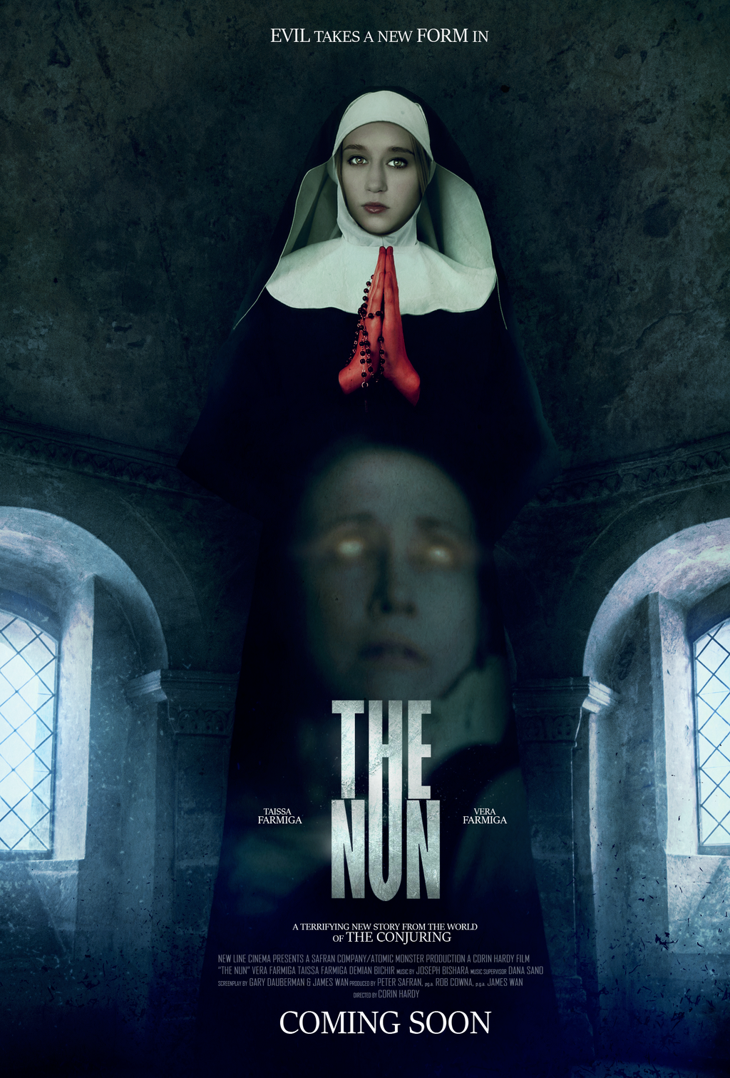 the nun - photo #37