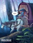 Swan Lake - Prologue - Page 1