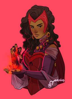 Sorceress Supreme