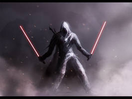 Sith Warrior by JJcanvas