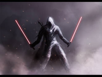 Sith Warrior by JJcanvas