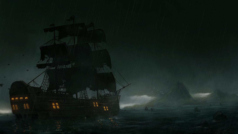 Storm by JJcanvas