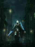 Assasith's Creed by JJcanvas