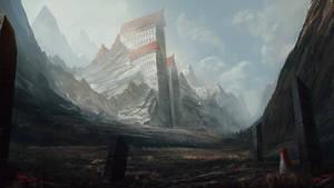 Farthest Land by JJcanvas