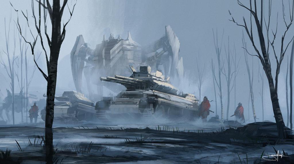 Warzone by JJcanvas