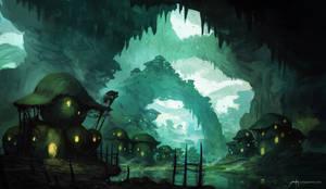 Swamp Wasteland