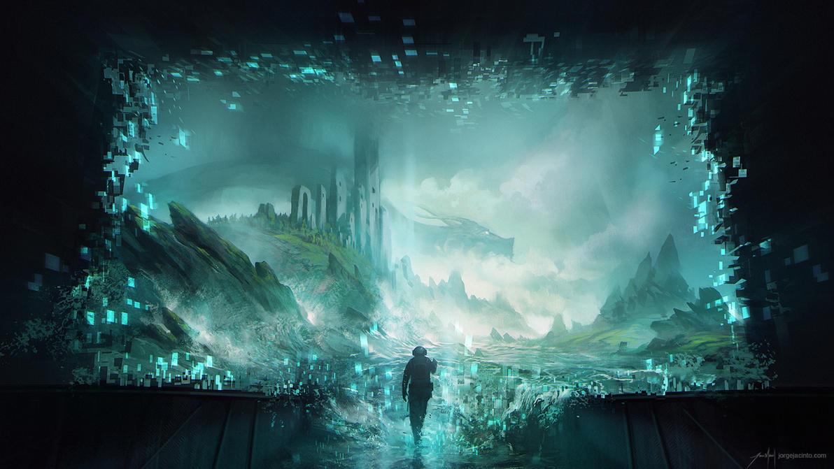 Ocean Storm VR by JJcanvas
