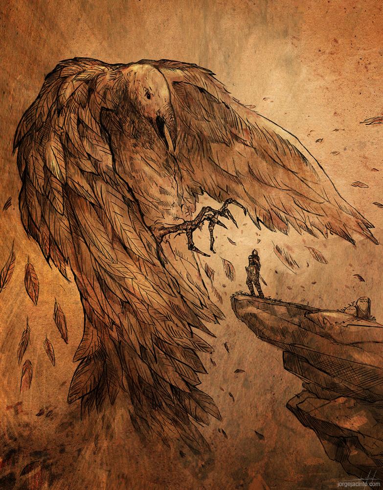 Undead Pilgrimage III by JJcanvas
