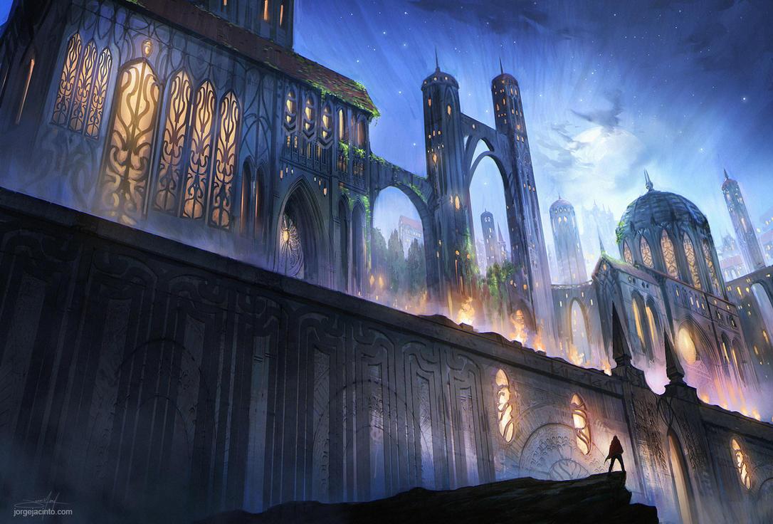 The Goblin Emperor by JJcanvas