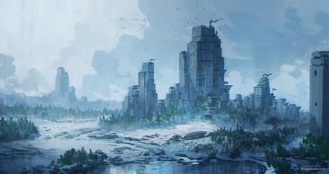 Winter - Sketch