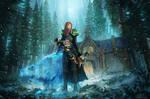 Blood Elf Hunter