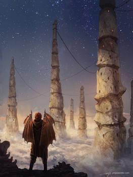 City Of Wind And Bones