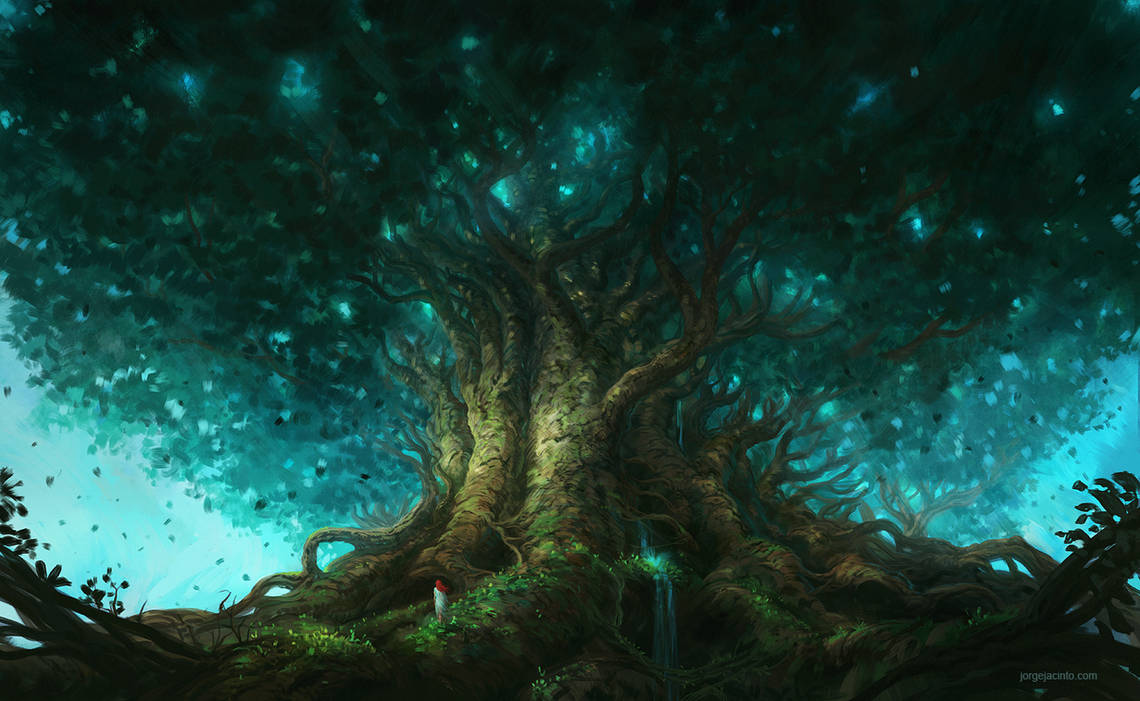 Tree of Life by JJcanvas