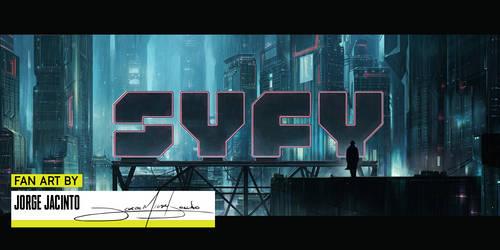 SyFy by JJcanvas