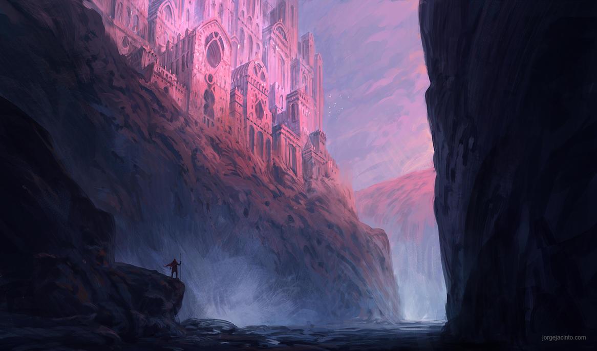 Forgotten Kingdoms IV by JJcanvas