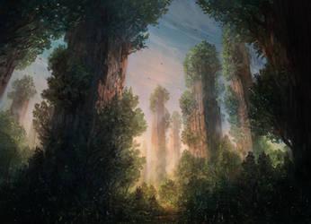Ascend Online Illustration I by JJcanvas