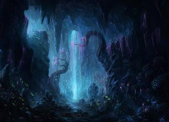 Ascend Online III by JJcanvas