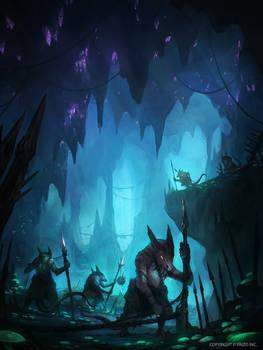 Pathfinder Kingmaker - Kobold Warren