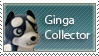Ginga Collector Stamp by SilverToraGe