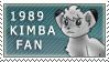 Proud to be a 1989 Kimba Fan by SilverToraGe