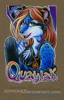 Quaylak badge by guyver47