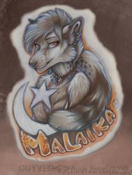 Malaika Portrait by guyver47