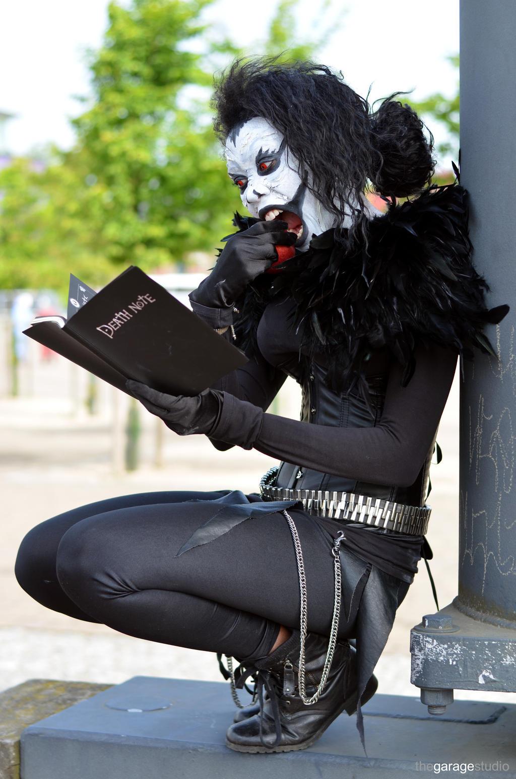 Death Note Shinigami Ryuk Cosplay   www.pixshark.com ...