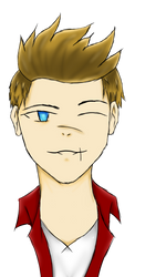 Ryan Thompson by ClaireRedfield826