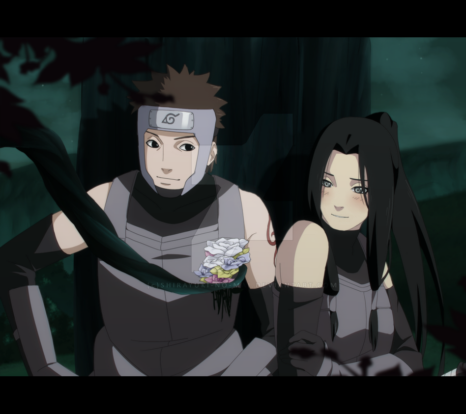 My Naruto Rpc Mai Sad Pics: CE: Yamato And Hikari By Shirayuki-no-Mai On DeviantArt