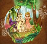 Rhino and The Lost Princess
