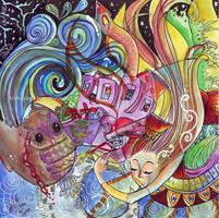 Dreaming by krakuyaaa-kon