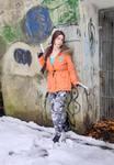 Lara Croft - Tomb Raider (Antarctica outfit)